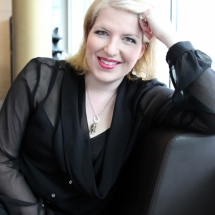 Vocalist Clare Teal