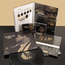 Gatefold LPs for Maceo Parker & Pee Wee Ellis