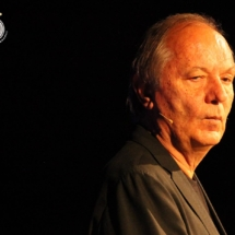Kabarettist Wilfried Schmickler in der Pauluskirche