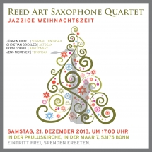 Reed Art Saxophone Quartet